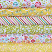 Fancy Free 6 Fabric Fat Quarters by Lori Whitlock for Riley Blake, 1 1/2 yards