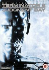Terminator 2 - Judgment Day DVD (1991) Arnold Schwarzenegger New