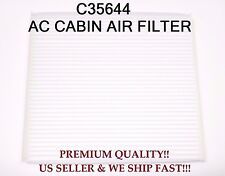 C35644 PREMIUM CABIN AIR FILTER for Toyota Tacoma , Dodge Dart , Pontiac Vibe