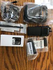 NEW MOTOROLA XPR 7350E, VHF 136-174 MHZ, 5 WATT, 32 CHANNEL TWO WAY RADIO