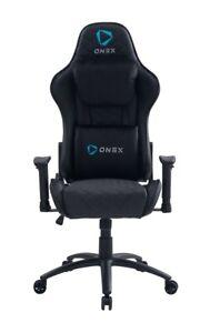 ONEX GX330 Office Gaming Chair Large Comfort Velvet Headrest Backrest Aerocool
