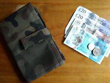Cash Envelope Budgeting System Wallet. Handmade!
