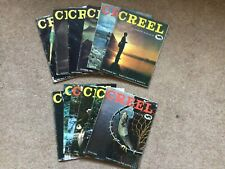 Creel Vintage Fishing Magazines .