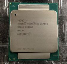 SR20Z - Intel E5-2678 V3 2.5GHz 12-Core (CM8064401967500) Processor