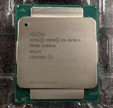 SR20Z - Intel E5-2678 V3 2.3GHz 12-Core (CM8064401609800) Processor