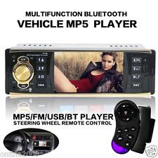 "Bluetooth 4.1"" In-Dash Car Stereo Aux Input USB/SD/FM/MP5/BT Movie Radio Player"