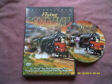 FLYING SCOTSMAN THE NIGHT MAIL & AUSTRALIA C38 CLASS PACIFIC 3801 DVD