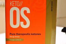 Orange Dream Keto-OS by Pruvit 30 Day Supply Caffeinated Supplement Orange
