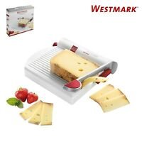 Westmark Germany Multipurpose Stainless Steel Cheese and Food Slicer Board