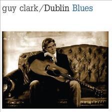 GUY CLARK DUBLIN BLUES [LP] NEW VINYL RECORD