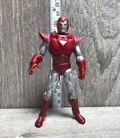 Hasbro Silver Centurion Iron Man - Marvel Universe 4 Inch Action Figure 2010