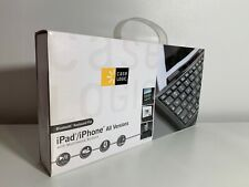 Case Logic Bluetooth Keyboard for iPad  iPhone with Multimedia Buttons