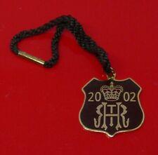 More details for henley royal regatta hrr enamel badge rowing 2002