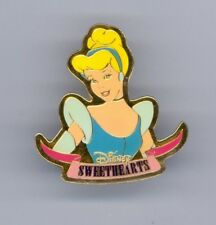 The Disney Store Princess Cinderella Sweethearts Mindy Doll Le Pin