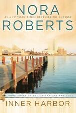 INNER HARBOR by Nora Roberts a paperback book FREE USA SHIPPING Chesapeake Bay 3