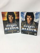 HIGHWAY TO HEAVEN ~ Seasons 1, & 2 ~ One and Two, DVD Free Shipping
