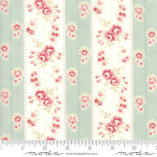MODA Fabric ~ POETRY ~ by 3 Sister's (44131 14) Mist - by the 1/2 yd