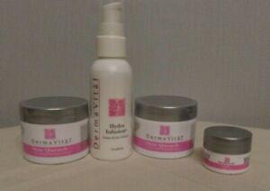 DermaVital Hydra Infusion + 2 DermaVital Skin Quench + DermaVital Lip XL SEALED