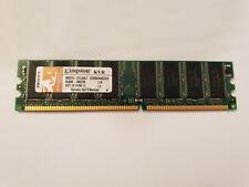 Barrette Mémoire KINGSTON KVR266X64C2/512  DDR266 PC2100