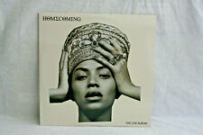 BEYONCE - HOMECOMING: THE LIVE ALBUM 3LP CLEAR YELLOW MARBLED VINYLS