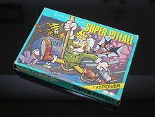 SUPER PITFALL Famicom NES Nintendo Family Computer Import JAPAN Game