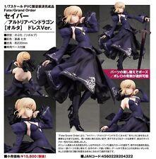 Alter 1/7 Fate Grand Order - Saber Altria  Pendragon Dress Ver. PVC Figure