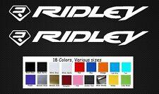 Ridley Bike Decals Sticker Set 2 DH MTB TR Freeride Dirt