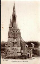 Cartes postales de collection françaises du département de la Seine-et-Marne (77)