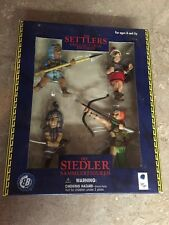 The Settlers Blue Byte Collectible Figures