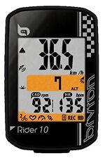 Bryton Rider 10e GPS Ciclocomputer Noir