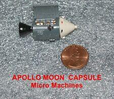 APOLLO MOON CAPSULE  Micro Machines   Space Exploration Miniature   NEW   NASA