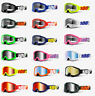 100% STRATA Goggles -CHOOSE COLOR- Offroad MX Motocross - CLEAR OR MIRROR LENS