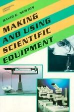 Making and Using Scientific Equipment (Experimental Science Series-ExLibrary