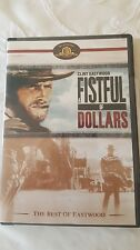 DVD - Clint Eastwood - A Fistful of Dollars