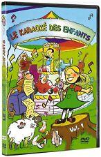 Le karaoké des enfants - DVD  - NEUF - VERSION FRANÇAISE
