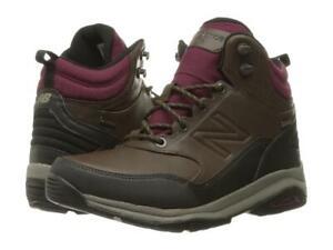 New Women's New Balance 1400 WW1400v1 Waterproof Hiking Boots Size 5.5 Brown