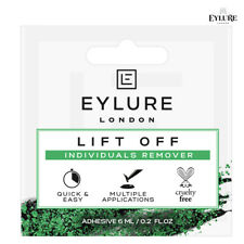 Eylure Lift Off Eyelash Remover For Individual Eyelash Removing Quick & Easy 6ml
