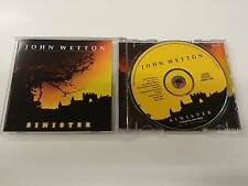 JOHN WETTON SINISTER CD 2001