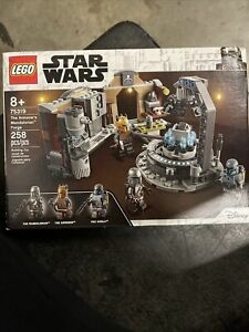 Lego 75319 Star War The Armorer's Mandalorian Forge - New In Box Fast Shipping
