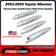 2003-2009 Toyota 4Runner Chrome Door Handle Trim Covers USA Seller/Shipper