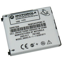 Original Motorola Snn5760A Standard Battery for E816 E815 A860 V710 *New*