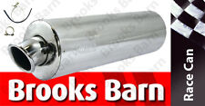 EXC901 GSF650 Bandit 05/06/12 Alloy Oval Slip-On Viper Exhaust Can