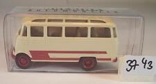 Brekina 1/87 36172 Mercedes Benz O319 Bus beige/rot OVP #3743