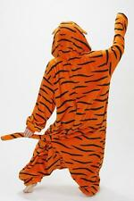 Disney Tigger tiger adult romper pyjamas/pajamas/onesie costume cosplay fleece