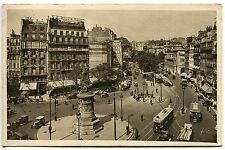 CARTE  POSTALE  PARIS PLACE CLICHY