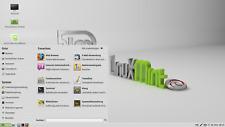 Linux Mint Debian 2 MATE (nonPAE) Live DVD 32 oder 64 Bit - Deutsch - NEU !!!