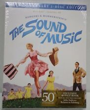 The Sound Of Music 50th Anniversary Edition Blu-Ray w/Exclusive 40-page Book NEW