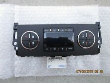12-14 CHEVY SILVERADO 2500HD 3500HD  A/C HEATER CLIMATE TEMPERATURE CONTROL NEW