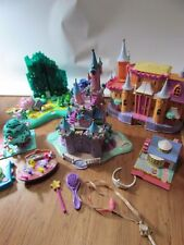 Polly Pocket Wizard of Oz & Disney Cinderella Polly Pocket Buildings + More