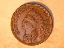 1901 Indian Head Cent Unc -2